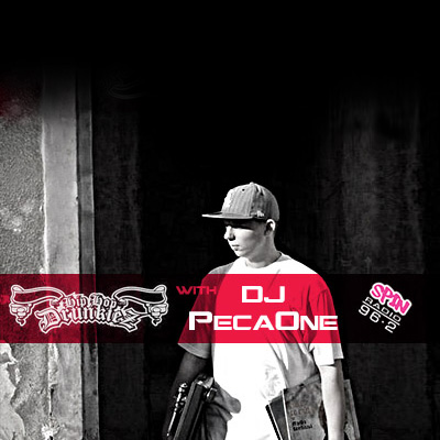 DJ PecaOne – Live on Hip Hop Drunkiez